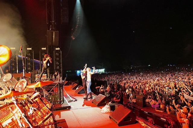 Hòa mình cùng Fuji Rock - lễ hội âm nhạc lớn nhất Nhật Bản - 2