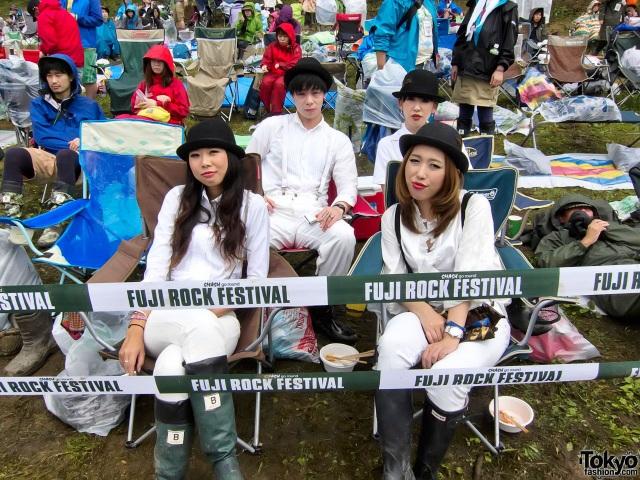 Hòa mình cùng Fuji Rock - lễ hội âm nhạc lớn nhất Nhật Bản - 4