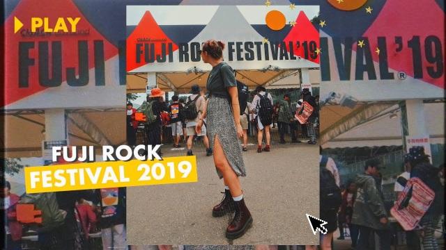 Hòa mình cùng Fuji Rock - lễ hội âm nhạc lớn nhất Nhật Bản - 5
