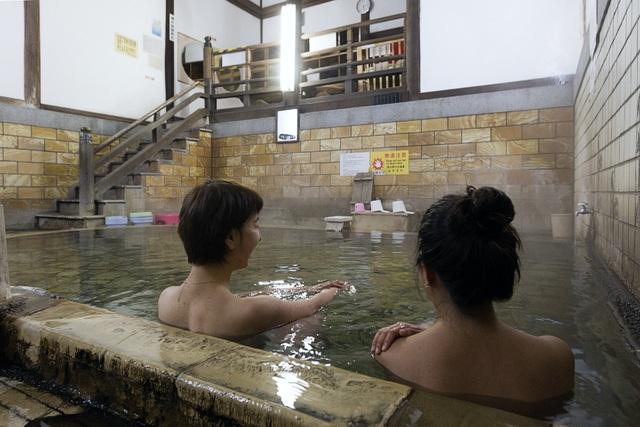 Tắm cát tại onsen lâu đời nhất thiên đường suối nước nóng Beppu - 5