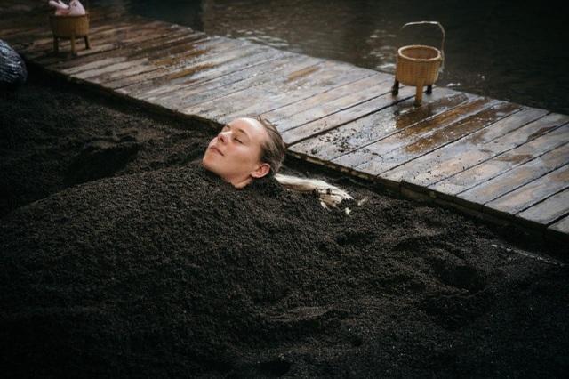 Tắm cát tại onsen lâu đời nhất thiên đường suối nước nóng Beppu - 6