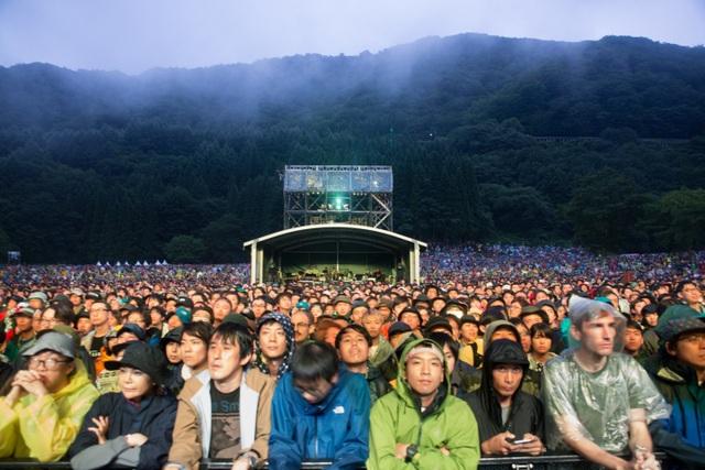 Hòa mình cùng Fuji Rock - lễ hội âm nhạc lớn nhất Nhật Bản - 6