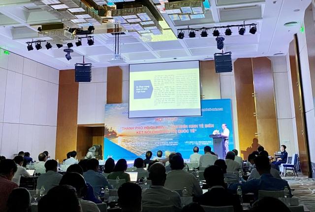 TP.HCM: Nỗ lực phát triển kinh tế biển xanh, bền vững cho Cần Giờ - 2