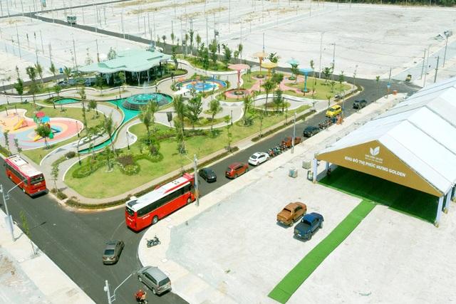 Dư địa phát triển, bất động sản tỉnh khẳng định sức hút trong năm 2021 - 1