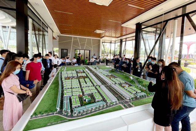 Dư địa phát triển, bất động sản tỉnh khẳng định sức hút trong năm 2021 - 2