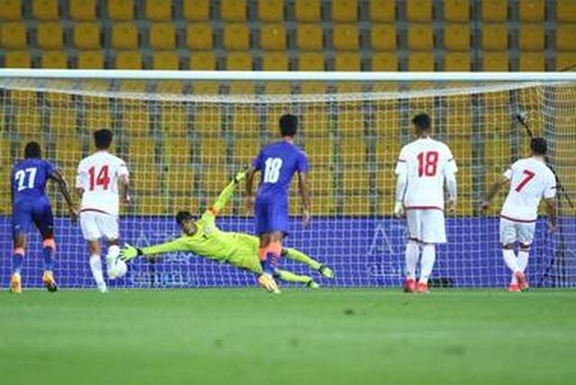 Đại thắng 6-0, UAE sẵn sàng quyết đấu đội tuyển Việt Nam - 1