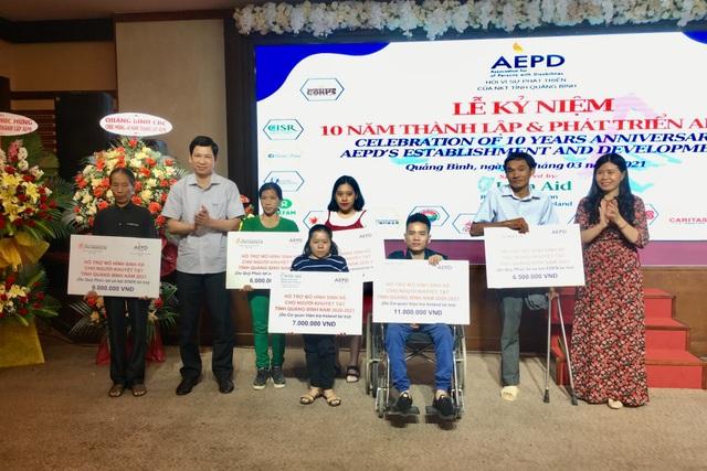 Hỗ trợ 15 mô hình sinh kế trị giá hơn 100 triệu đồng cho người khuyết tật - 2