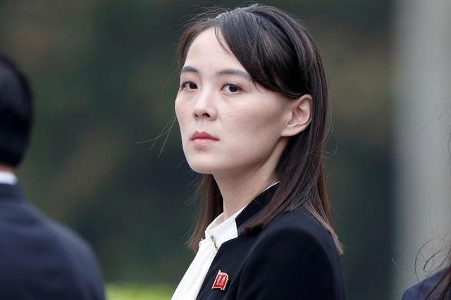 Em gái ông Kim Jong-un chỉ trích Tổng thống Hàn Quốc - 1