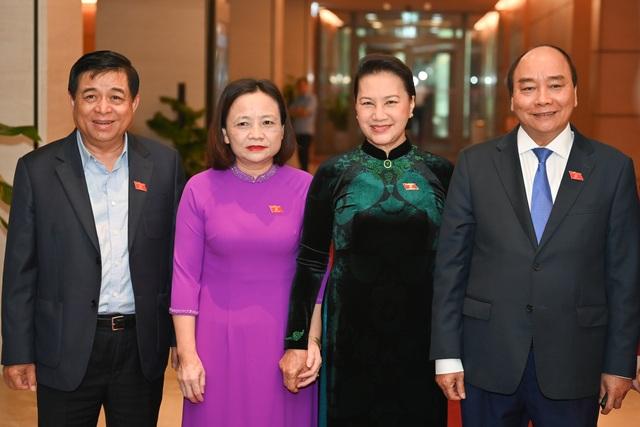 Miễn nhiệm Chủ tịch Quốc hội để sắp xếp nhân sự cấp cao Nhà nước - 2