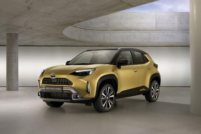 Toyota Yaris Cross Adventure 2021 chào sân, phân khúc miniSUV thêm sôi động - 17