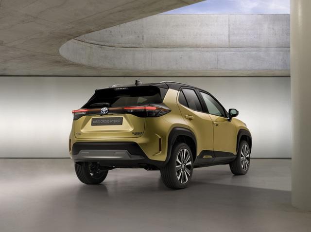 Toyota Yaris Cross Adventure 2021 chào sân, phân khúc miniSUV thêm sôi động - 18
