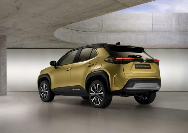Toyota Yaris Cross Adventure 2021 chào sân, phân khúc miniSUV thêm sôi động - 19