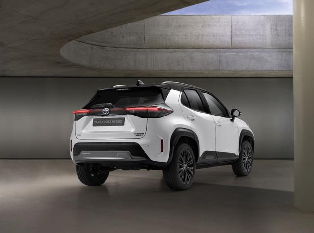 Toyota Yaris Cross Adventure 2021 chào sân, phân khúc miniSUV thêm sôi động - 5