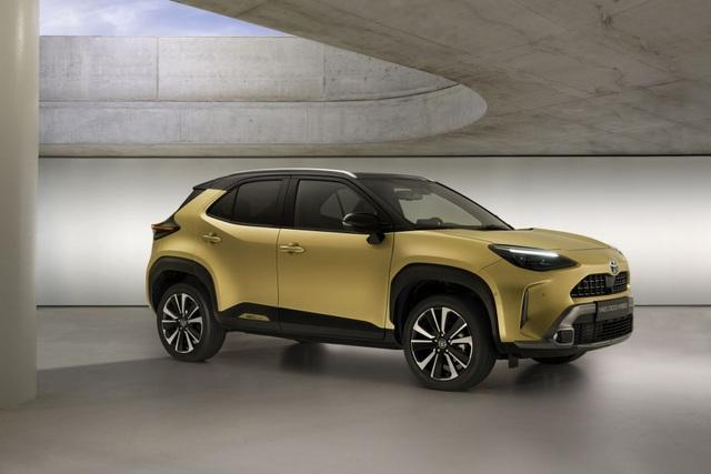 Toyota Yaris Cross Adventure 2021 chào sân, phân khúc miniSUV thêm sôi động - 21