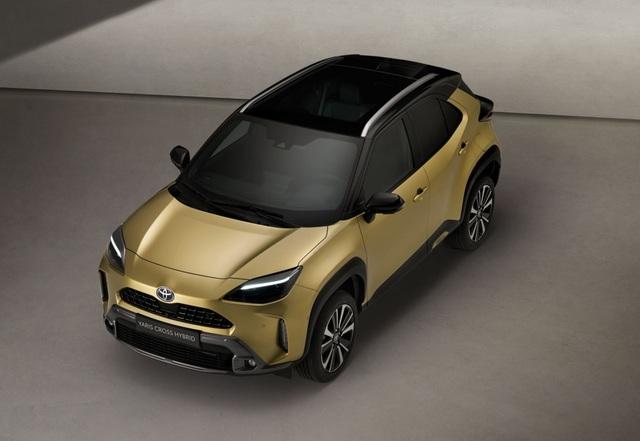 Toyota Yaris Cross Adventure 2021 chào sân, phân khúc miniSUV thêm sôi động - 22