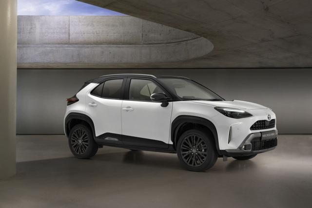 Toyota Yaris Cross Adventure 2021 chào sân, phân khúc miniSUV thêm sôi động - 7