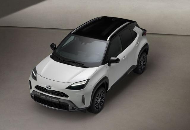 Toyota Yaris Cross Adventure 2021 chào sân, phân khúc miniSUV thêm sôi động - 3