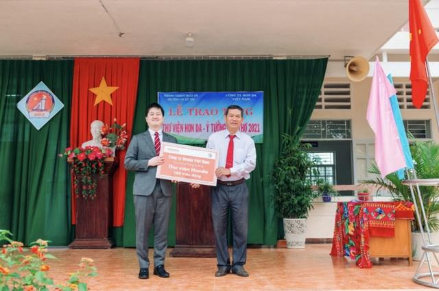Honda Việt Nam đóng góp cho những hoạt động khuyến học ý nghĩa - 1