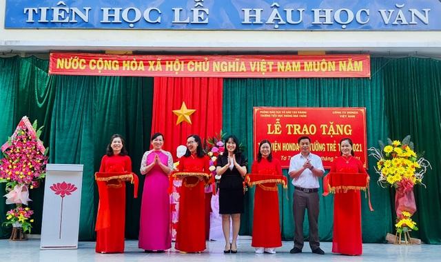 Honda Việt Nam đóng góp cho những hoạt động khuyến học ý nghĩa - 3