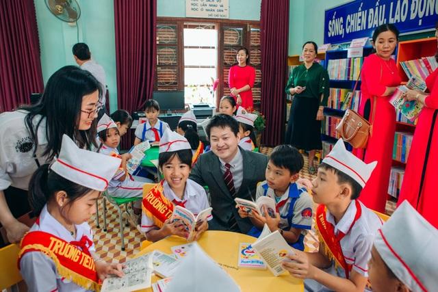 Honda Việt Nam đóng góp cho những hoạt động khuyến học ý nghĩa - 4