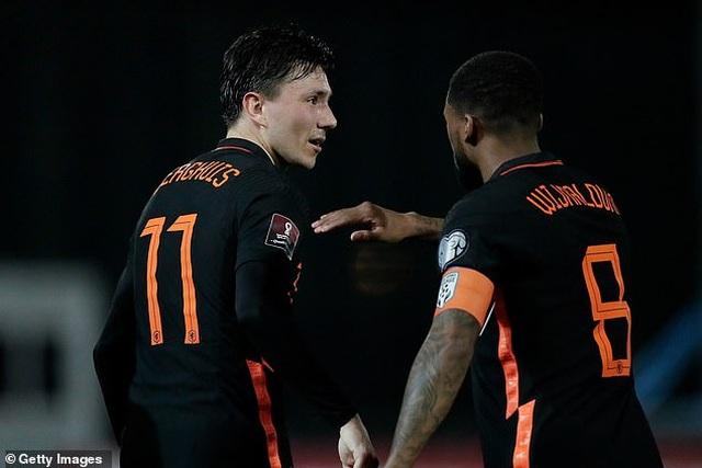 Bồ Đào Nha thăng hoa cùng C.Ronaldo, Hà Lan và Bỉ thắng hủy diệt - 8