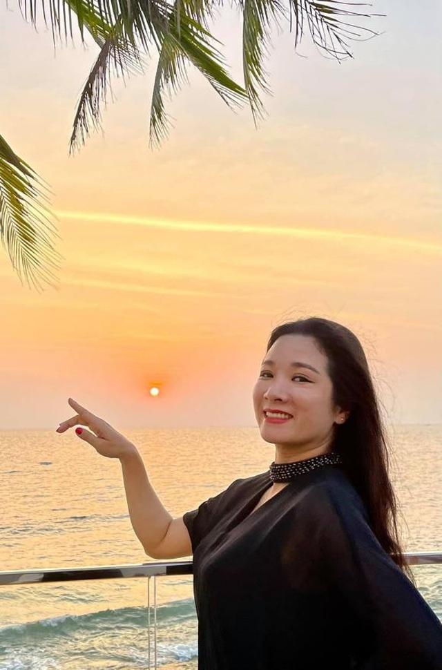 Thanh Thanh Hiền ngày càng tươi trẻ hậu ly hôn con trai danh ca Chế Linh - 4