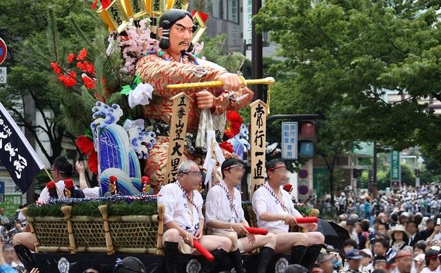 Nhảy múa với thìa múc cơm tại lễ hội 800 năm tuổi của xứ Phù Tang - 3