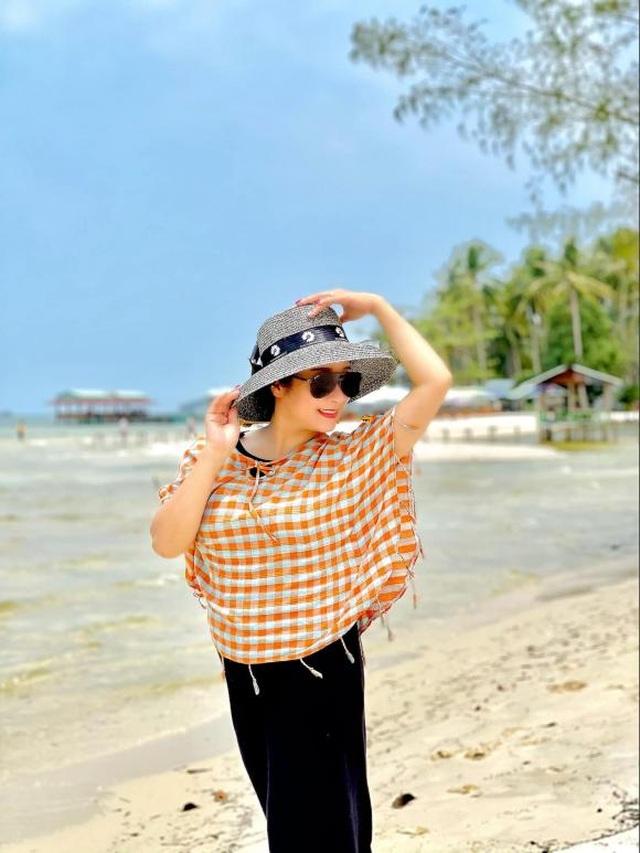 Thanh Thanh Hiền ngày càng tươi trẻ hậu ly hôn con trai danh ca Chế Linh - 6