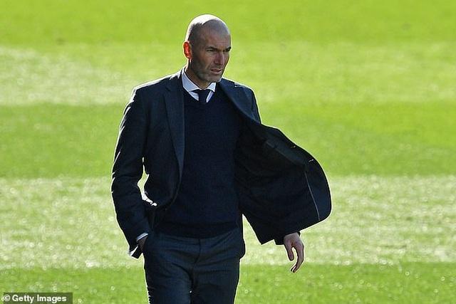 Tương lai Zidane lao đao, Real Madrid sẵn sàng phương án xấu - 2