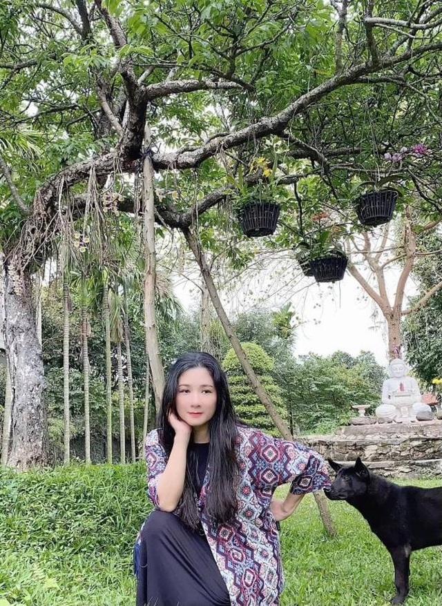 Thanh Thanh Hiền ngày càng tươi trẻ hậu ly hôn con trai danh ca Chế Linh - 7