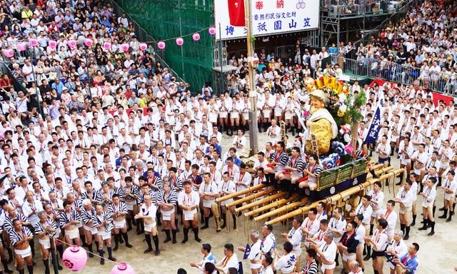 Nhảy múa với thìa múc cơm tại lễ hội 800 năm tuổi của xứ Phù Tang - 4