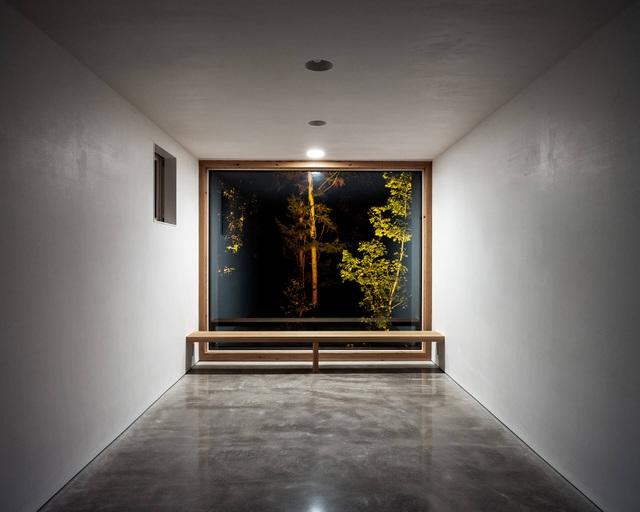Nhà nghỉ dưỡng bằng gỗ ẩn mình giữa rừng cây ở Hokkaido, Nhật Bản - 7