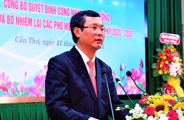 GS.TS Hà Thanh Toàn tiếp tục làm hiệu trưởng trường ĐH Cần Thơ đến năm 2025 - 3