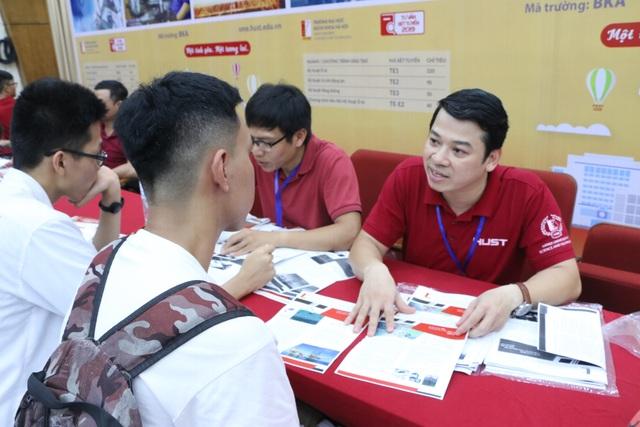 Trường ĐH Bách khoa Hà Nội chính thức công bố phương án tuyển sinh 2021 - 1