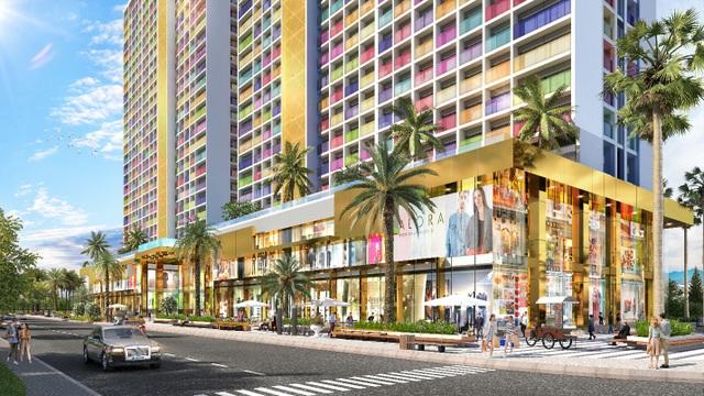 Bóc giá shop khối đế khách sạn vị trí trung tâm đắt giá nhất Quảng Bình - 3