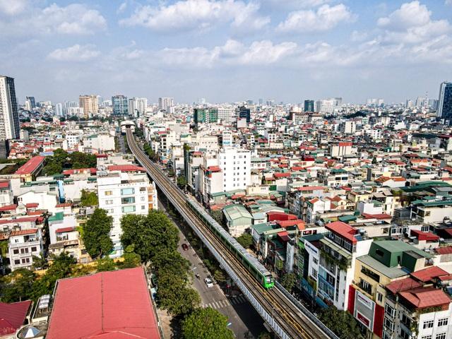 Bắt đầu chuyển giao đường sắt Cát Linh-Hà Đông, chạy thương mại trước 30/4 - 21