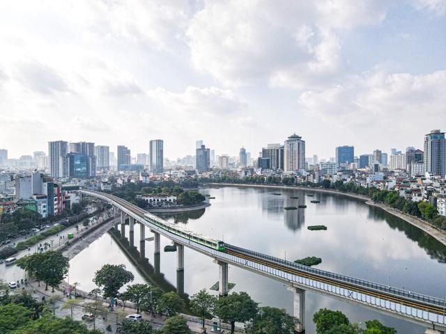 Bắt đầu chuyển giao đường sắt Cát Linh-Hà Đông, chạy thương mại trước 30/4 - 5
