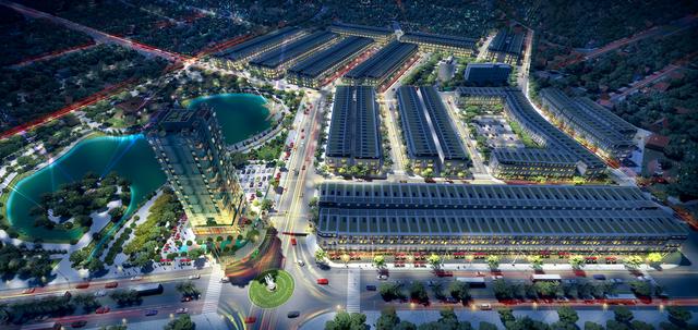 Vĩnh Yên Center City hút khách nhờ vị trí, pháp lý, hạ tầng chuẩn - 2