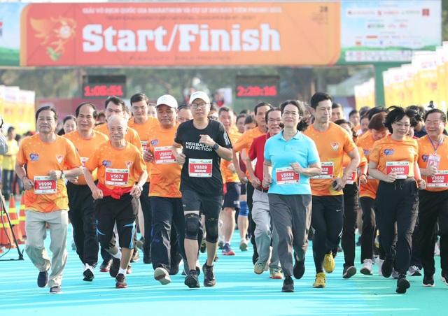 Herbalife Việt Nam đồng hành cùng Tiền Phong Marathon 2021 - 3