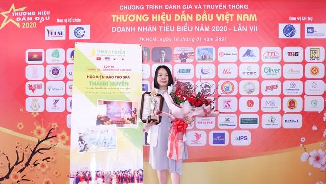 Học viện spa Thanh Huyền địa chỉ học spa uy tín tại TP. HCM - 1