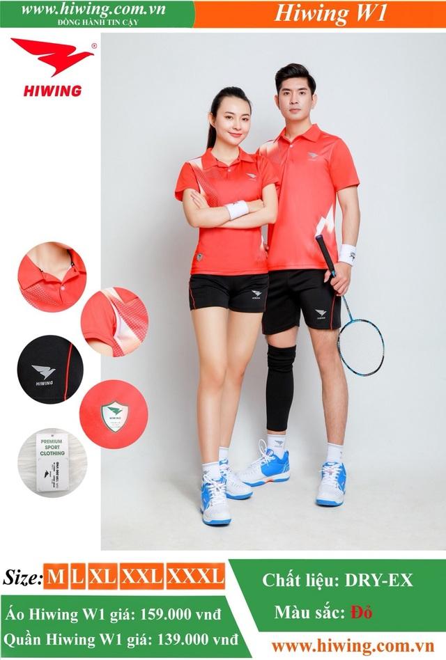 Hiwing - Chắp cánh ước mơ vươn xa thương hiệu thể thao Việt - 1
