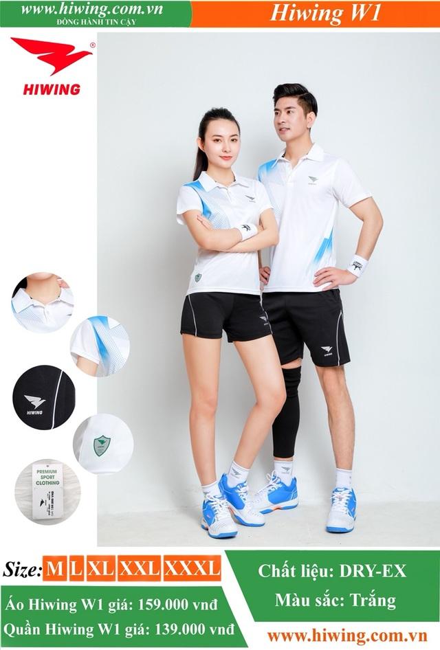 Hiwing - Chắp cánh ước mơ vươn xa thương hiệu thể thao Việt - 3