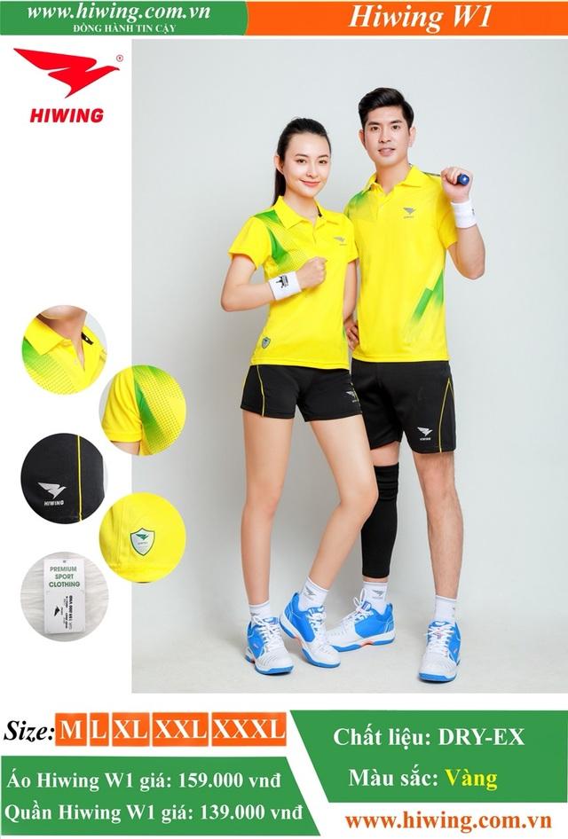 Hiwing - Chắp cánh ước mơ vươn xa thương hiệu thể thao Việt - 4
