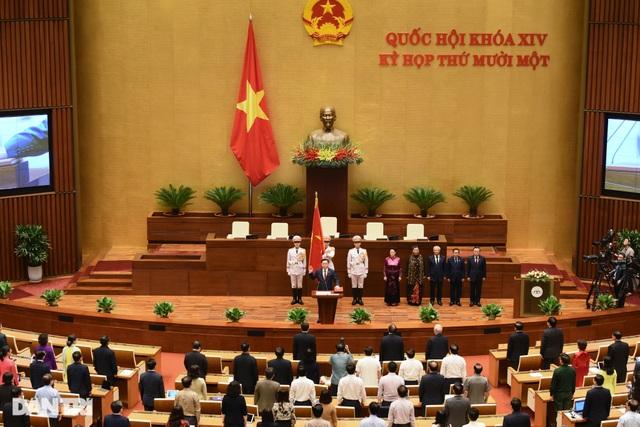 Ông Vương Đình Huệ đắc cử Chủ tịch Quốc hội - 5