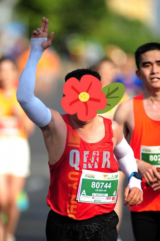 Gian lận đáng xấu hổ của nữ VĐV ở giải chạy Tiền Phong marathon - 3