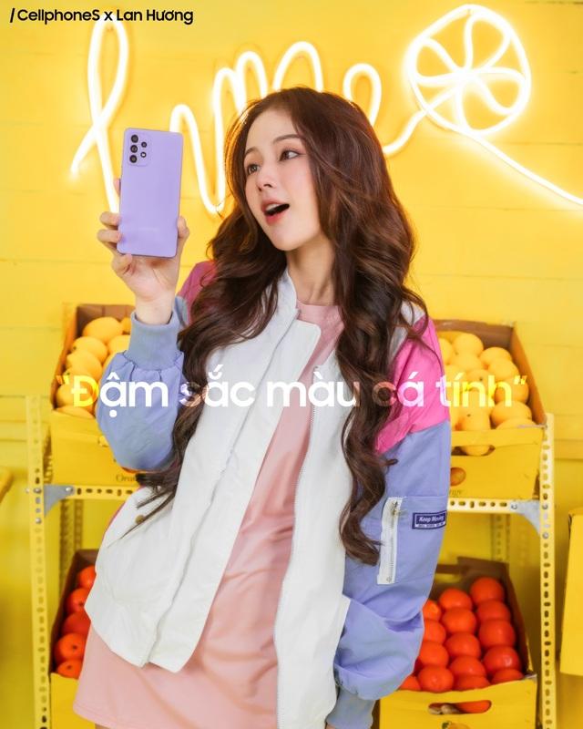 Galaxy A52 và A72 tiếp tục được ưu đãi giảm tận 1,5 triệu dịp cuối tuần tại CellphoneS - 2