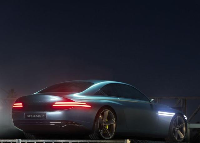 Genesis X Concept hứa hẹn sẽ là bom tấn trong làng xe chạy điện - 18
