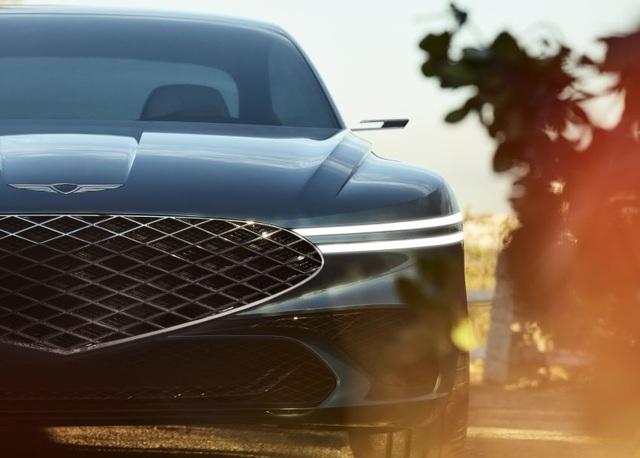 Genesis X Concept hứa hẹn sẽ là bom tấn trong làng xe chạy điện - 7