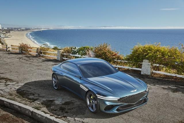 Genesis X Concept hứa hẹn sẽ là bom tấn trong làng xe chạy điện - 5