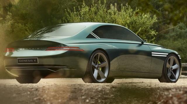 Genesis X Concept hứa hẹn sẽ là bom tấn trong làng xe chạy điện - 12